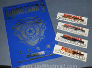 BIOHAZARD 3 LAST ESCAPE VOL.10 - special edition 2