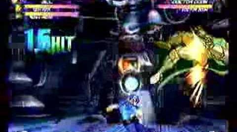 Marvel vs. Capcom 2 - Combo Video (Jill)