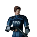 RE2 remake - Leon '98 costume PV