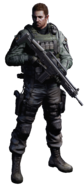 Resident Evil 6 Chris Redfield render 01 alpha