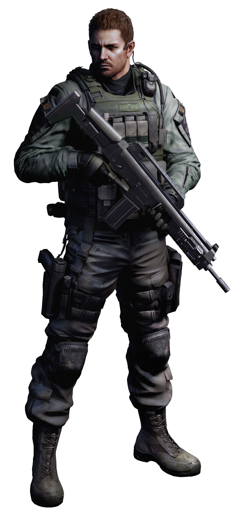 Chris Redfield Resident Evil Wiki Fandom