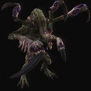 Resident Evil Darkside Chronicles jabberwock s3