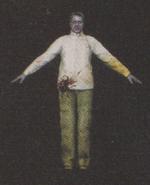 Degeneration Zombie body model 18