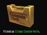 Illegal Custom Parts