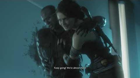 Tyrell S Death Resident Evil Wiki Fandom