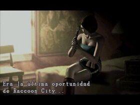 Resident Evil 3 jill armandose