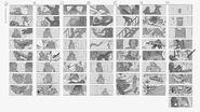 RE3 remake CONCEPT ART - Storyboards