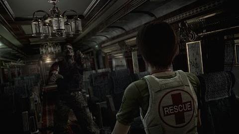 Resident Evil Launch Trailer