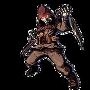 BIOHAZARD Clan Master - HUNK 05