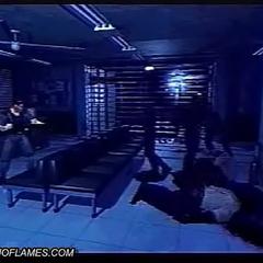Images taken from the <i>V-Fest '96 Video</i> footage.