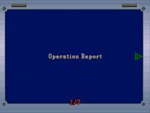 Operation Report 1