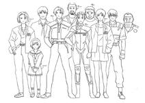 Resident Evil Archives - Resident Evil 1-5 Cast