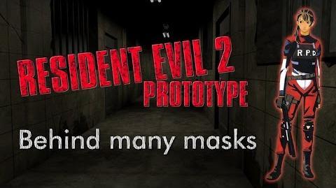 Resident Evil 2 Prototype (1.5) Happy new year
