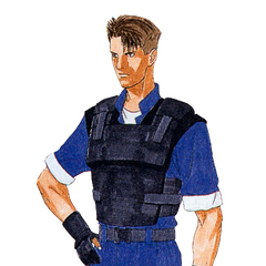 Leon's uniform, first public design.