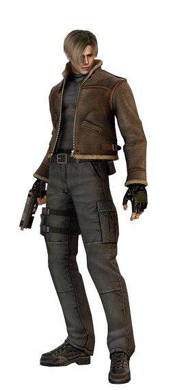 Leon Scott Kennedy Wiki Resident Evil 4 Worlds Fandom