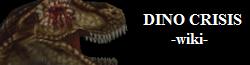 Dino Crisis Wiki Logo