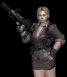 Jill in RE9
