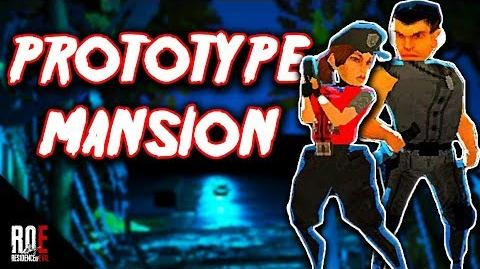 """PROTOTYPE MANSION Resident Evil """"PARODY"""" Game First Impressions Pt.1"""