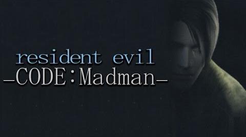 Resident Evil Code Madman Demo - Fan Recreation of RE4 Hookman (RE 3.5)