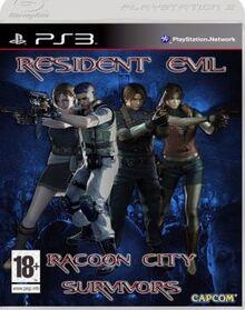RE - Raccoon City Survivors cover
