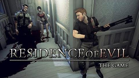 RESIDENCE of EVIL The Game Official Announcement - Details - Gameplay Footage