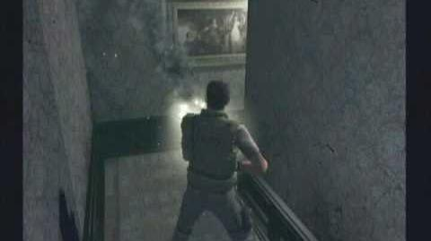 Resident Evil Remake Cancelled Laser-Weapon
