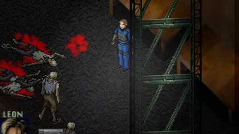 Resident Evil 'Racoon Madness' (free fan game)