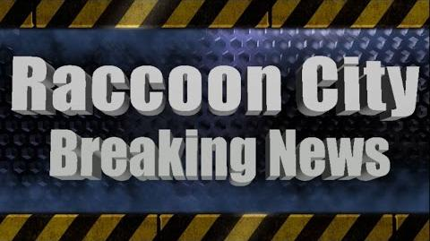 Raccoon City Breaking News (Fan Film)
