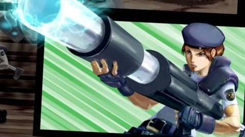 Marvel vs. Capcom 2 - Episode 3 Jill vs. Storm Video