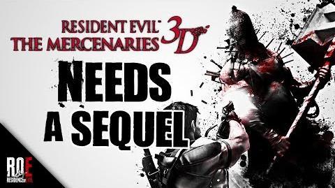 Resident Evil Mercenaries This Game Needs a Sequel