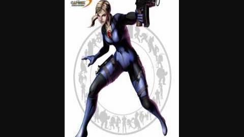 Jill Valentine Theme Marvel vs. Capcom 3