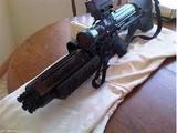 M1-L1 Triple Pulse Assault Rifle