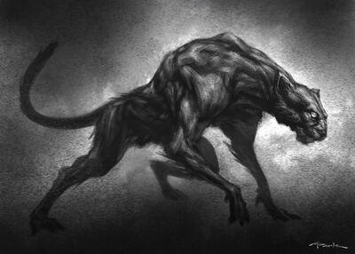 Creature -5