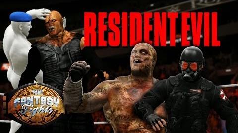 Resident Evil Royal Rumble Biohazard Battle!