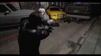 Resident Evil Fan Made Games