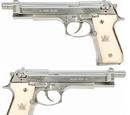 Jolly Rogers & Calico Jacks (Custom Beretta 92s)