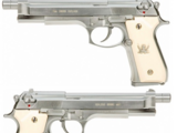 Jolly Rogers & Calico Jacks (Custom Beretta 92s)