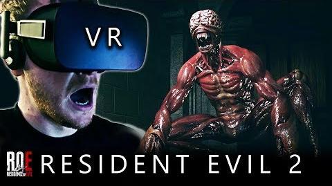 RESIDENT EVIL 2 FAN REMAKE VR R.P.D. Main Hall Unreal Engine 4