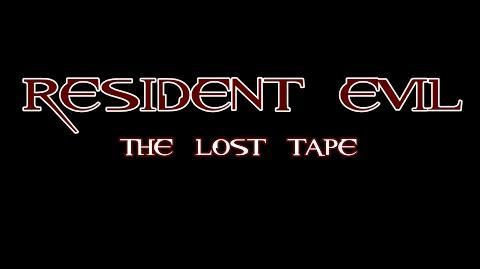 Resident Evil The Lost Tape Short Fan Film
