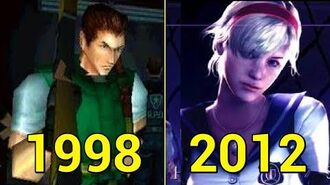Evolution of The Mercenaries in Resident Evil Games 1996-2012