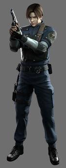 Jacob Redfield Resident Evil DarkSide Chronicles