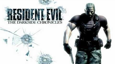 ♫ Resident Evil The Darkside Chronicles - Jabberwock
