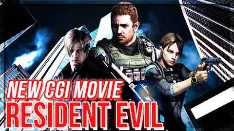 Jill Valentine May Lead - NEW Resident Evil CGI Movie confirmed.