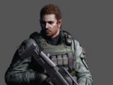Chris Redfield (Alternate Timeline)
