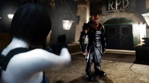 Reaction Resident Evil 3 Fan Remake
