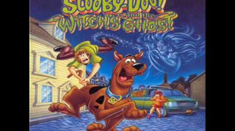 Scooby doo and the witchs ghost The ghost is here-hq