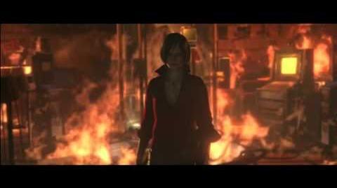 Resident Evil 6 All Endings - Leon, Chris, Jake, Ada,