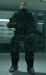 DarkRain Sergeant