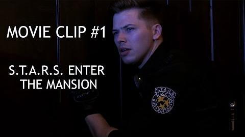 Bio Evil (Resident Evil Fan Film) Movie Clip - S.T.A.R.S. Enter The Mansion