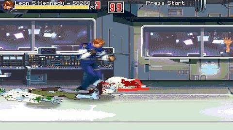 OpenBoR games Crisis Evil 2 playthrough